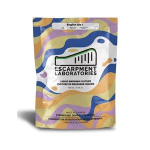 Escarpment Labs English Ale I