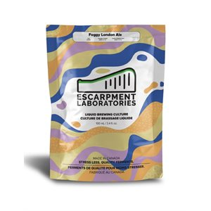 Escarpment Labs Foggy London ALe