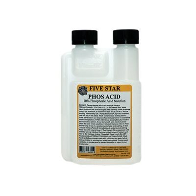 Phosphoric Acid 10%, 8 oz