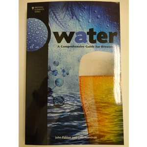 Livre - Water: A Comprehensive Guide for Brewers