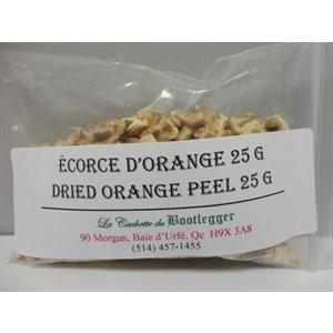 Écorce d'orange 25 g