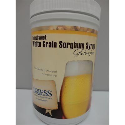 Briess Sorghum blanc 1.5 kg